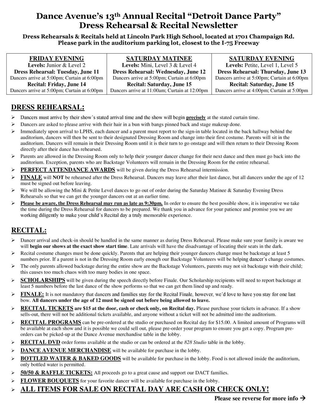Recital Newsletter PDF-1